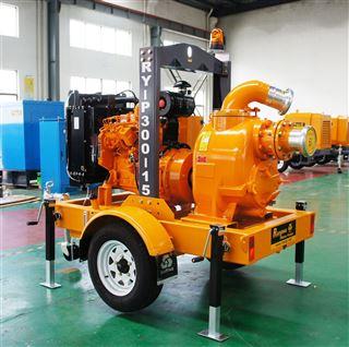 500方移动泵车