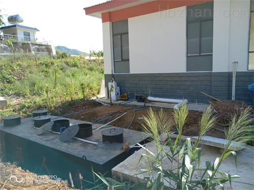 河北一体化污水处理设备