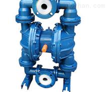 QBY襯四氟防腐氣動隔膜泵