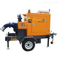 移动式大流量防汛泵车