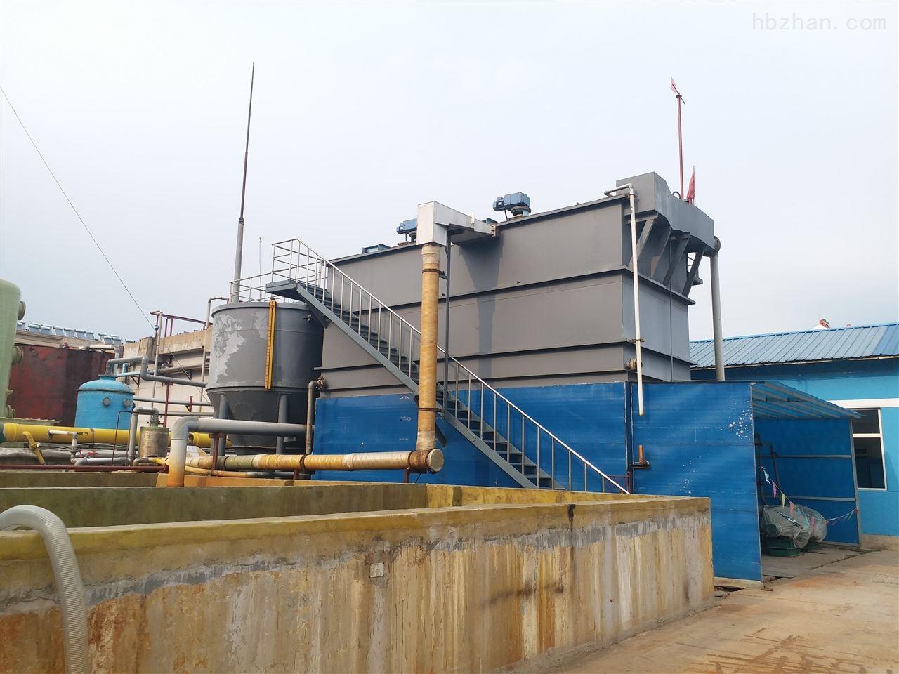 磁分离污水处理设备优势