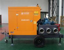 自吸式农业灌溉移动泵车