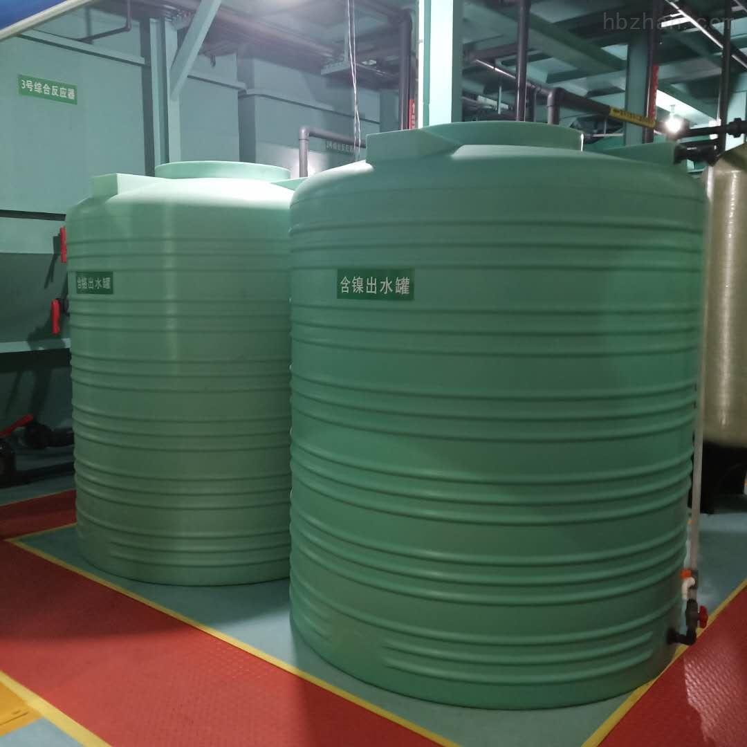 苏州6000升塑料水塔  外加剂储蓄桶