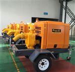 抢险救灾移动排涝泵车