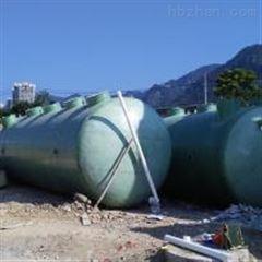 SL玻璃钢污水处理设备工作原理