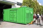 集装箱式柴油发电排水机组