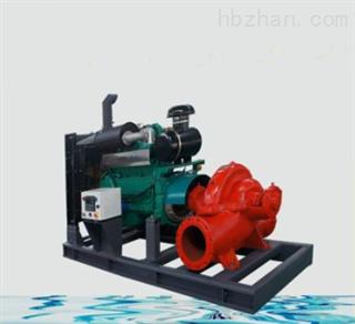 抽水灌溉泵车