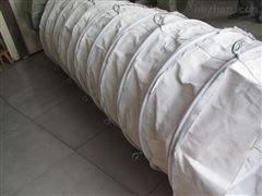耐腐蚀帆布通风伸缩布袋  发货及时