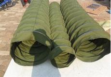 干灰收尘帆布伸缩布袋  常年制造
