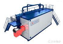 燃油气水管热水锅炉-冷凝式