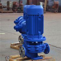 化工业GW管道排污泵