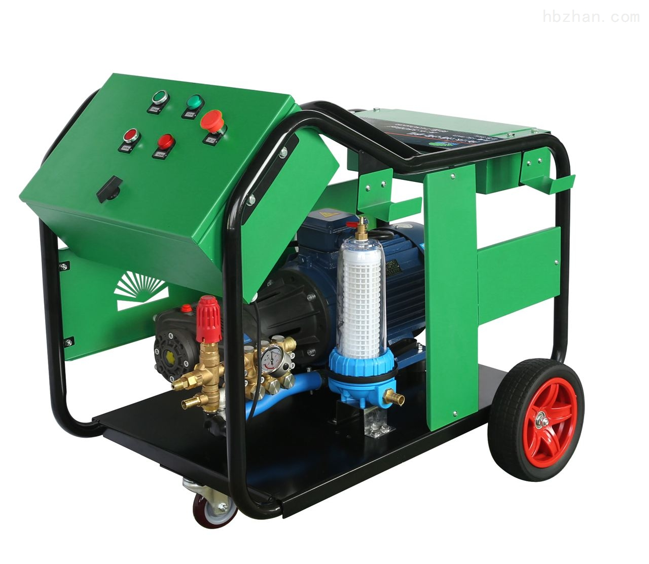 济南北部企业和油厂销售冷水高压清洗机
