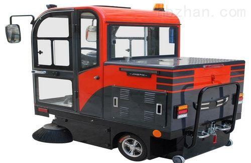 专业驾驶式电动扫地车
