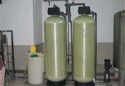 15吨/小时双阀双罐软化水设备
