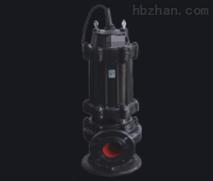 無堵塞汙水潛水泵