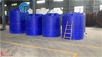 PT5000塑胶水塔 PE耐硫酸碱化工容器