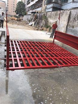 湖北武漢煤礦廠洗車機工地洗車槽