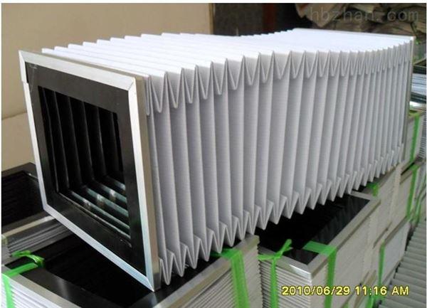 优质帆布排风软连接厂家生产