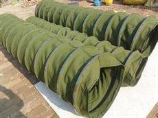 帆布除尘耐磨抗老化伸缩布袋