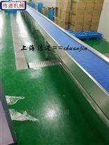 食品级网带输送机模块式网带流水线
