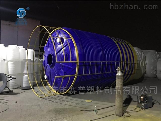 柴油塑料储罐 40吨塑料水塔