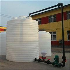 PT-8000L六安6吨外加剂储罐  苛性钠储罐
