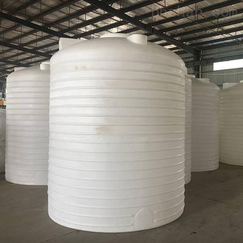 苏州6立方塑料纯水罐  烧碱搅拌罐