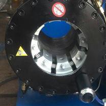 汽车减震器气囊扣压机钢圈压扣机