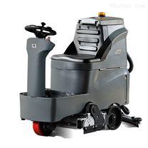 高美駕駛式洗掃一體機掃洗操場跑道停車場