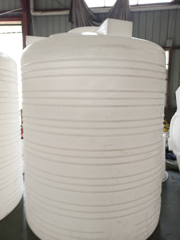 六安6吨塑料储罐  高分子聚合铁盐储罐