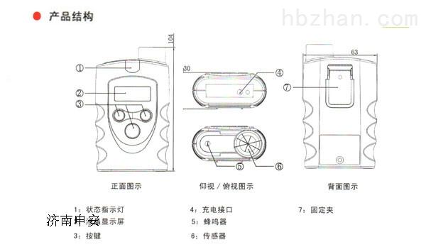 上海液氨气体泄漏检测仪