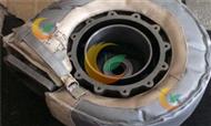 VNS-89泵保温罩风机保温套设备保温衣