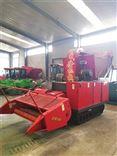 1800玉米秸秆青储机 地滚刀式青贮机厂家