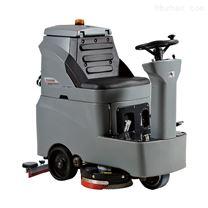 高美驾驶式全自动洗地机工厂车间商用