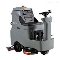 高美驾驶式全自动洗地机工厂车间GM-MINI