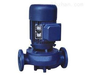 SG立式管道泵