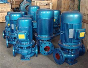 ISG管道離心泵