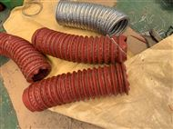 环保风机口伸缩式耐温通风管