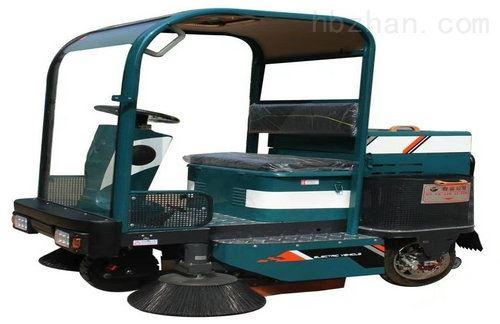 立美环保小型电动道路清扫车