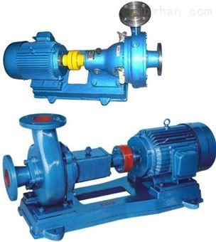 PW系列卧式管道排污泵