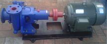 PN耐磨汙水泥漿泵