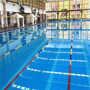 V600游泳馆水处理