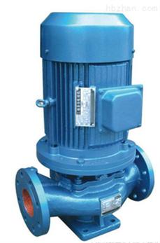 立式单级单吸离心泵