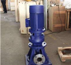 不锈钢直立式排污泵LWP80-65-25-7.5不锈钢直立式排污泵