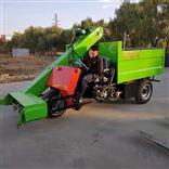 4立方牛粪自动清理清粪车 经济耐用刮粪车厂家