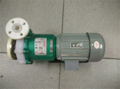 CQB-F 氟塑料磁力泵CQB65-50-160F 氟塑料磁力驱动泵