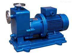 上海自吸磁力泵ZCQ80-65-160