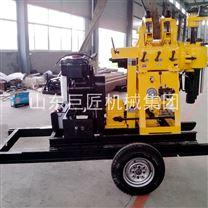 巨匠XYX-200轮式液压岩芯钻机轮式200型液压