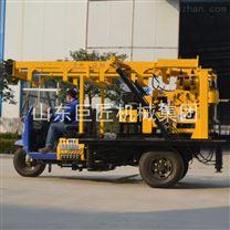 巨匠直销YC-200A三轮车载液压岩芯钻机