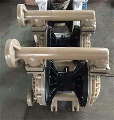 QBY型铸铁气动隔膜泵QBY型铸铁气动隔膜泵
